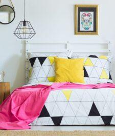 lenjerie de pat ideala pentru vara