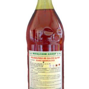 polisulfura de calciu